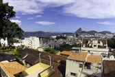 Rio de janeiro santa teresa — Fotografia Stock