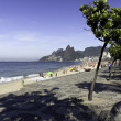 ipanema beach — Stock Photo
