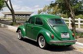 Rio De Janeiro - vintage car — Stock Photo
