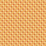Vektor sonnigen nahtlose Muster orange Hintergrund oder Textur — Stockvektor