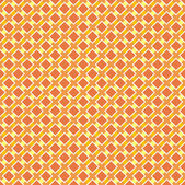 Vector sunny orange seamless pattern background or texture — Stock Vector