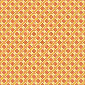 Vektorové slunné oranžový vzor bezešvé pozadí nebo textury — Stock vektor