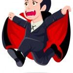 Dracula — Stock Vector