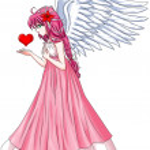 An Angel — Stock Photo #11884162