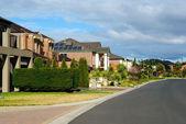 Modern residential homes — Stock Photo