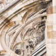 Stock Photo: Details of the Cathedral of Milan