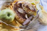 Pâtisseries italiennes, tarte aux pommes — Photo