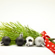 Christmas decorations — Stock Photo #11987524