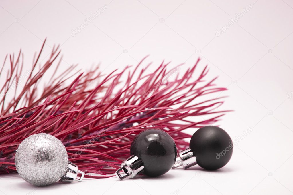 Christmas decorations — Stock Photo #11987502