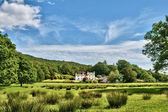 English country house — Stock Photo