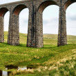 Ribblehead railway viaduct — Stock Photo #11923214