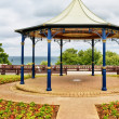Royalty-Free Stock Photo: Traditional English bandstand