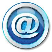 Slak adress web pictogram — Stockfoto