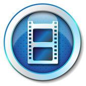照片框架图标 — 图库照片