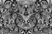 Rita blommor abstrakt bakgrund — Stockfoto