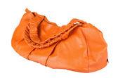 Bolsa naranja — Foto de Stock