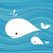 White whale — Stock Vector #11747029