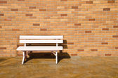 The bench — Stock Photo