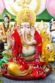 Ganesha statues — Stock Photo