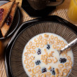 I Love You Cereal — Stock Photo