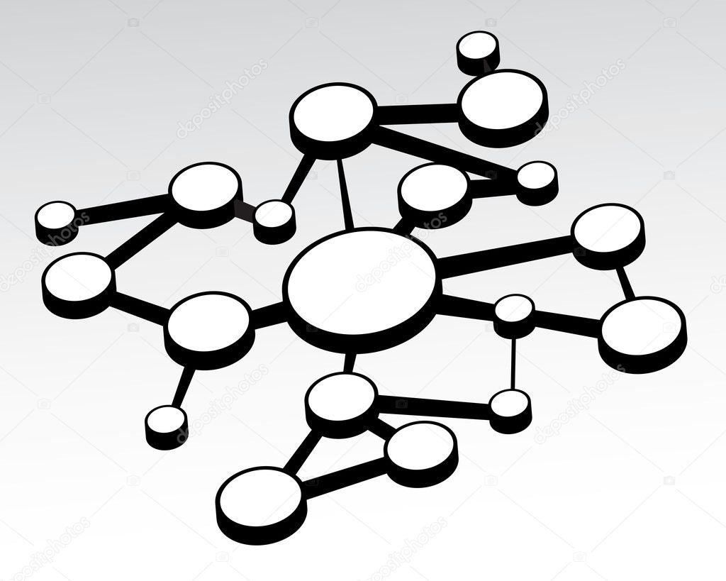 схема векторных отношений