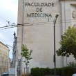 Faculty of Medicine, University of Coimbra — Stock Photo #12391063