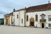 View of the Patio of the Coimbra University — ストック写真
