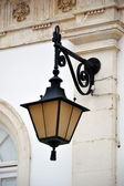Lamp of the Chemical Laboratory of the University of Coimbra — Stock Photo