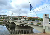Bridge of Santa Clara (Saint Claire) of Coimbra — Stock Photo