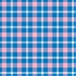 plaid pattern — Stock Photo