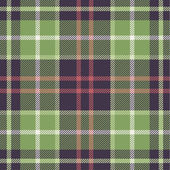 Plaid pattern in nature tones — Stock Vector