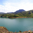 Stockfoto: Panoramic Escales marsh