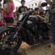 Harley Davidson Festival in Barcelona, 2012 — Stock Photo