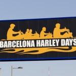 Barcelona Harley Days 2012 — Stock Photo #11555254