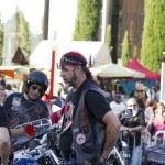 Barcelona Harley Days 2012 — Stock Photo #11555333