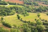 Zemědělské půdy — Stock fotografie
