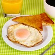 Classical breakfast — Stockfoto #10807762