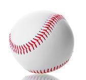 Baseball ball isolated on white — Stock Photo