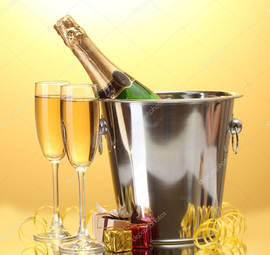 ведро шампанского картинки