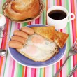 Classical breakfast — ストック写真 #10891994