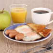 Classical breakfast — Foto Stock #10986692