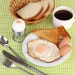 Classical breakfast — Stockfoto #11094509