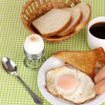 Classical breakfast — Stock Photo #11318472