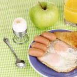 Classical breakfast — Stock Photo #11318474