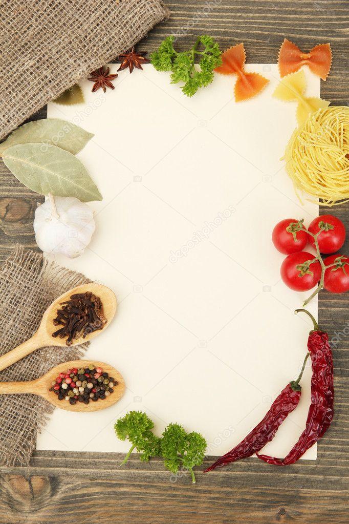 幼儿园蔬菜画边框