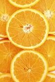 Oranges close up — Stock Photo