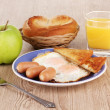 Classical breakfast — Stockfoto #11788130
