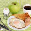 Classical breakfast — Stock Photo #11804605