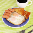 Classical breakfast — Photo #11845411