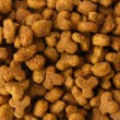 Stock Photo: Background of dry cat food